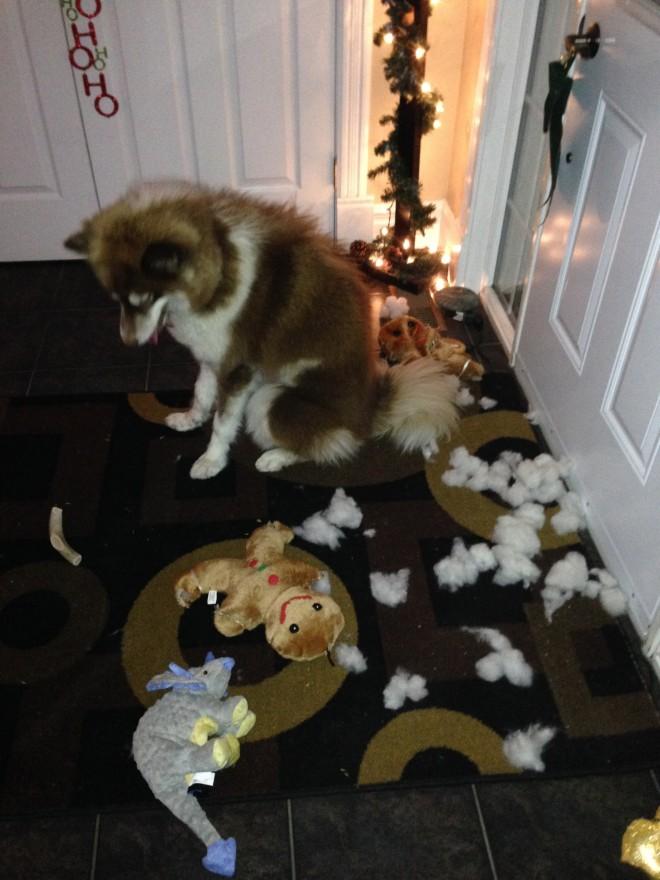 Siku toy destroy
