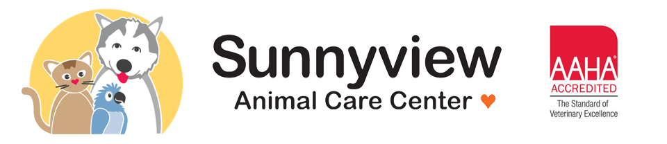 Logo for Veterinarians Bedford Nova Scotia | Sunnyview Animal Care